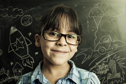 La visión en los niños - centro OPTO